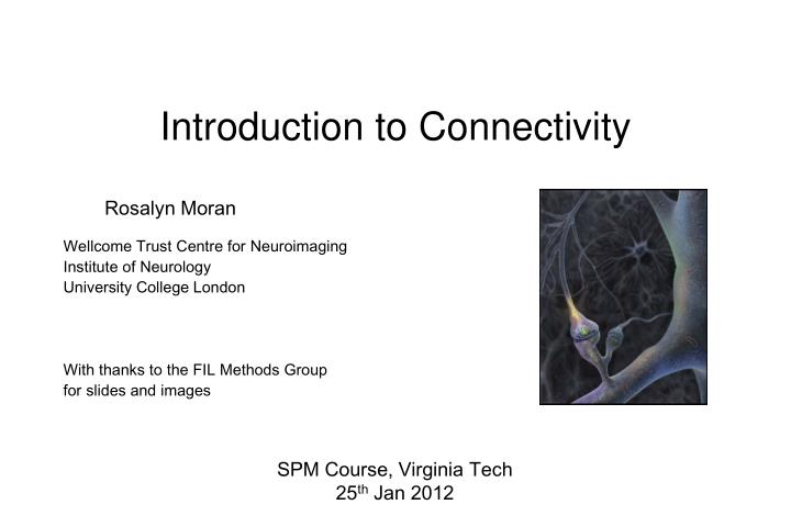 Introduction to connectivity
