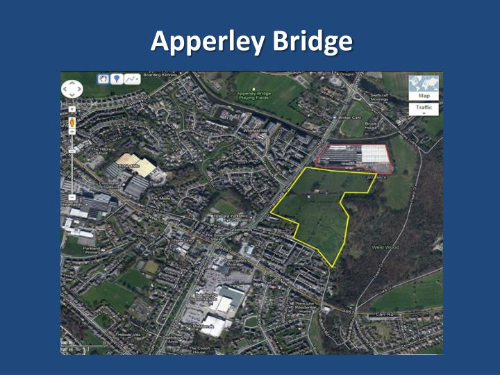 Apperley bridge