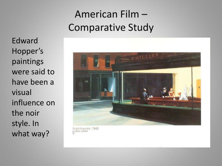 American Film –