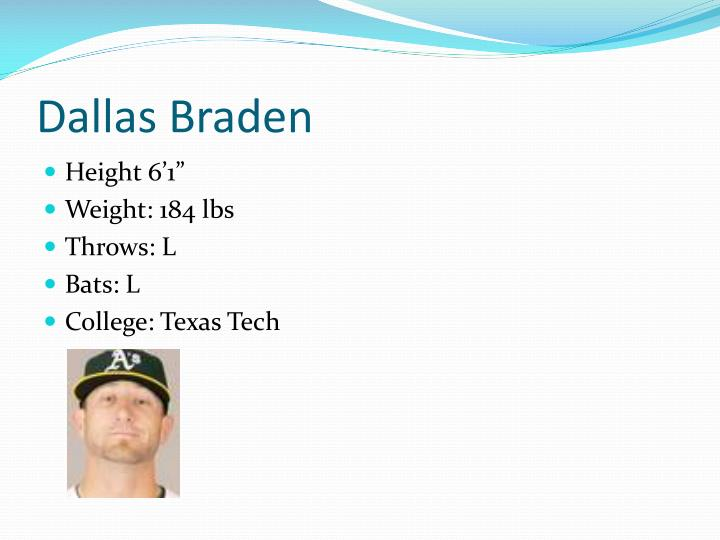 Dallas Braden