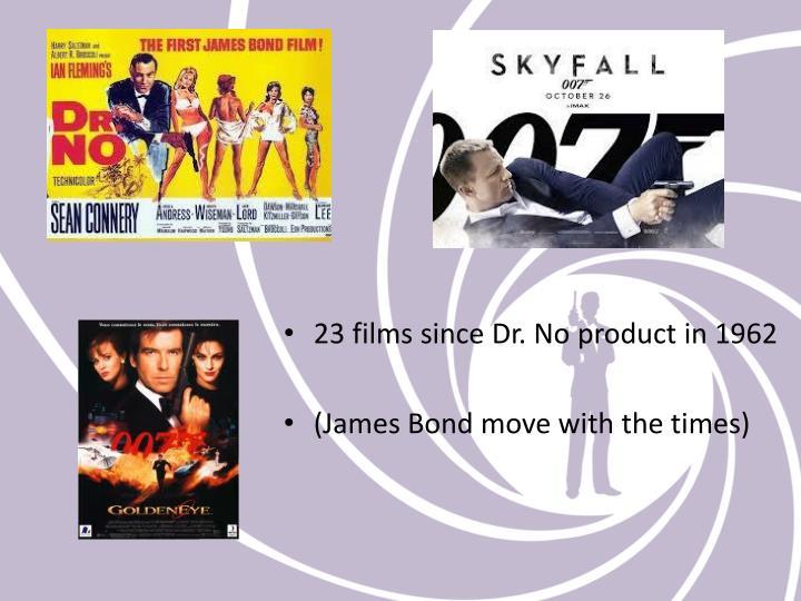 23 films
