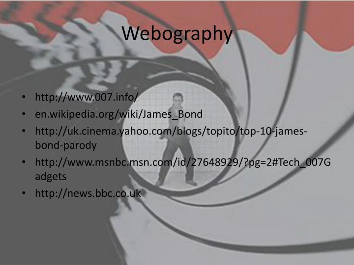 Webography