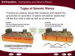 types of seismic waves1