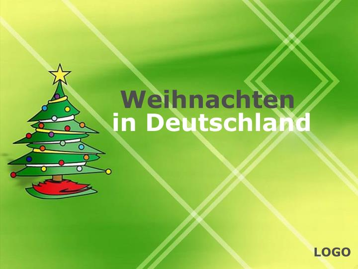 ppt weihnachten in deutschland powerpoint presentation id 2640927. Black Bedroom Furniture Sets. Home Design Ideas
