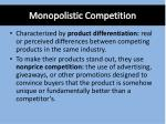 monopolistic competition1