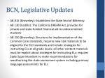 bcn legislative updates2