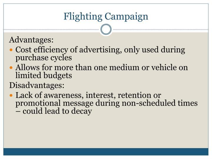 Flighting Campaign