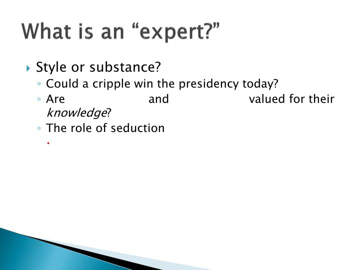 What is an expert2