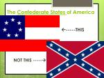 the confederate states of america