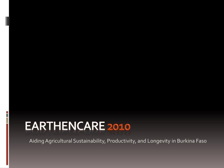 EarthenCare