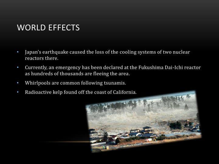 World effects