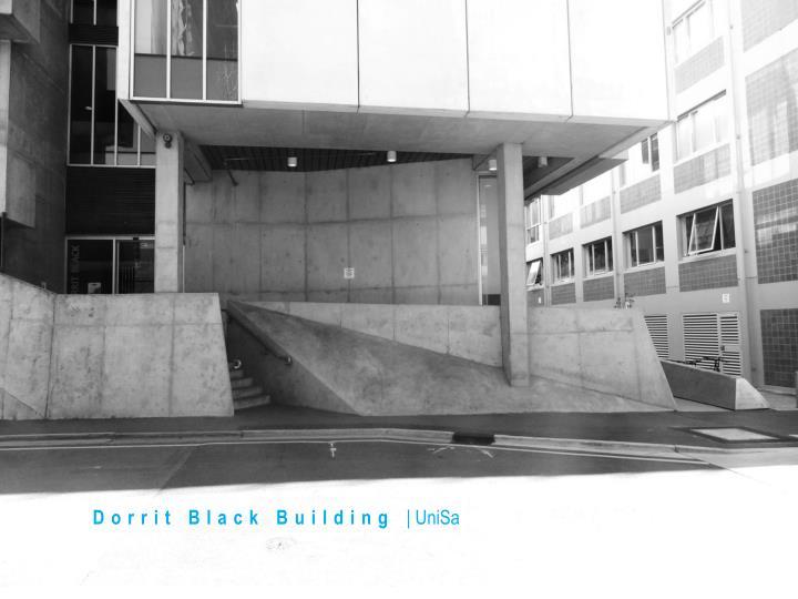 Dorrit Black Building