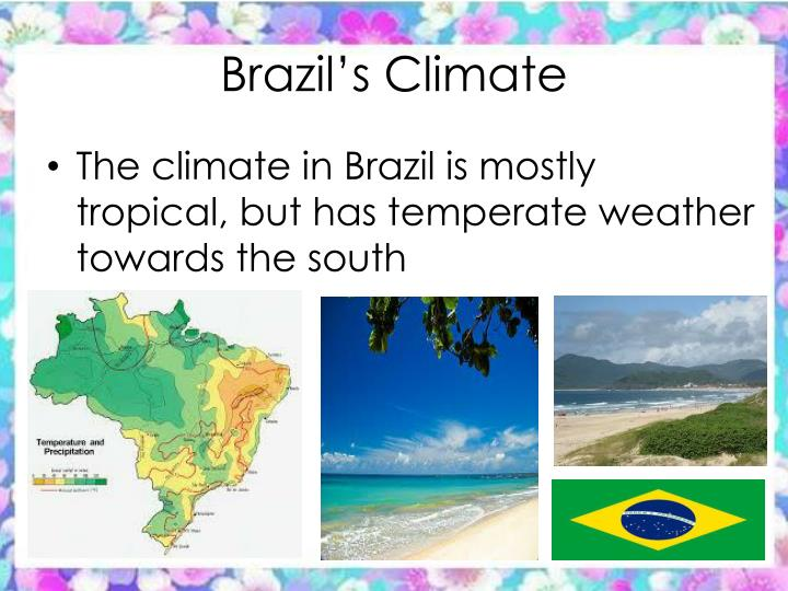 Brazil's Climate