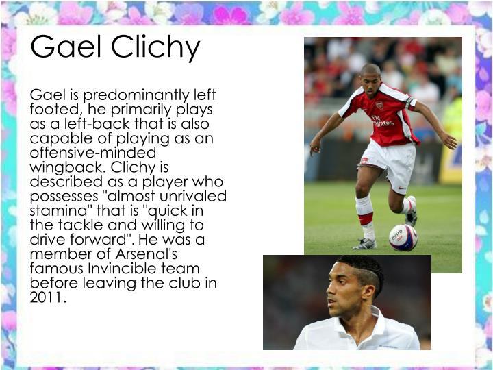 Gael Clichy