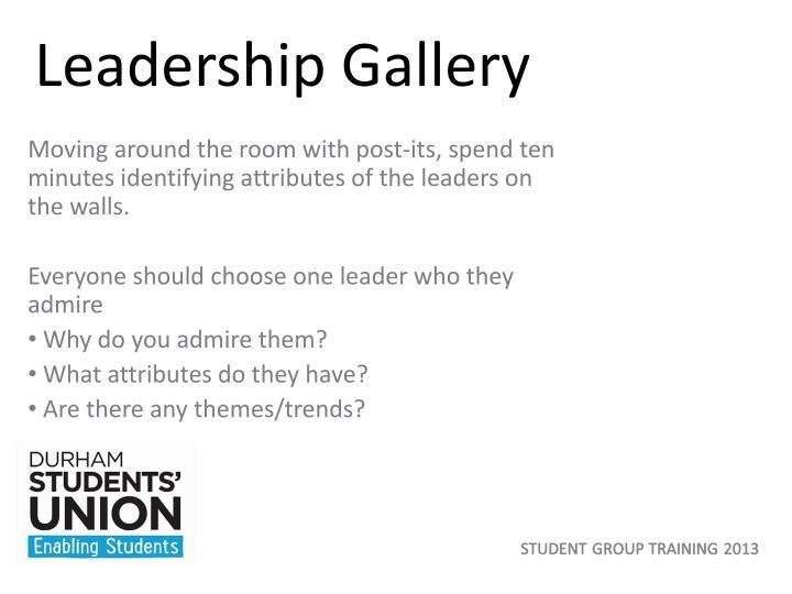 Leadership Gallery