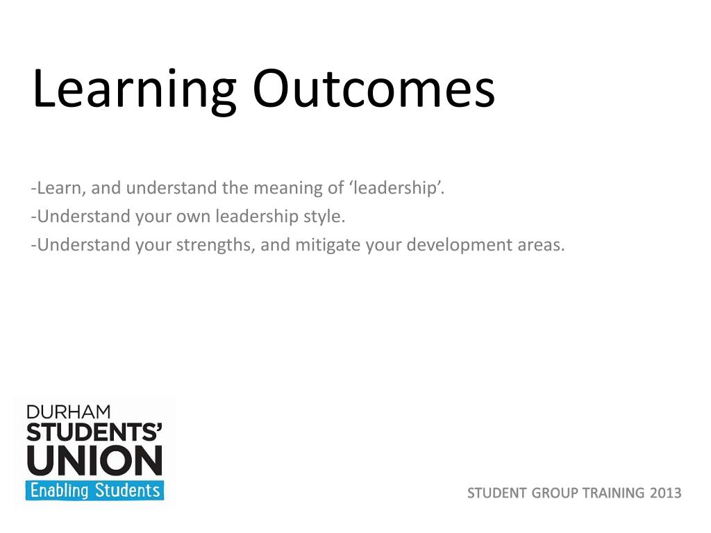 PPT - Leadership PowerPoint Presentation - ID:2641356