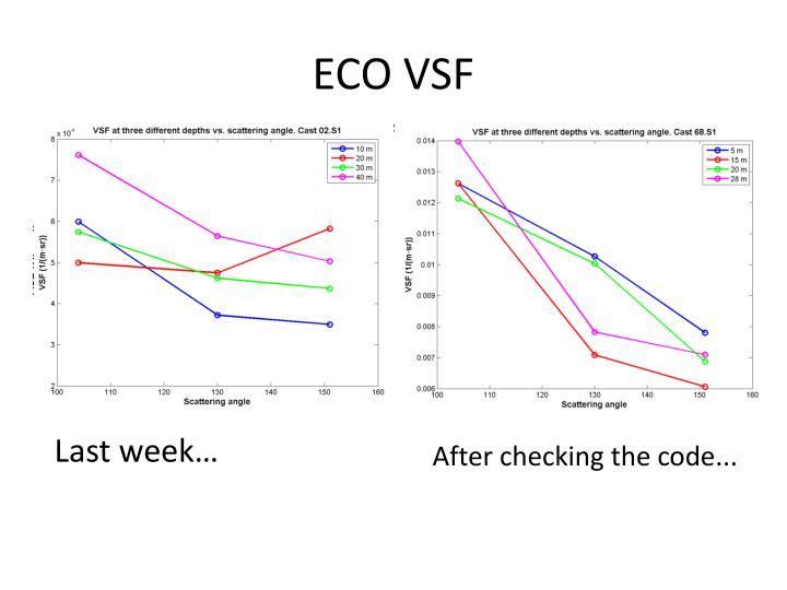 Eco vsf