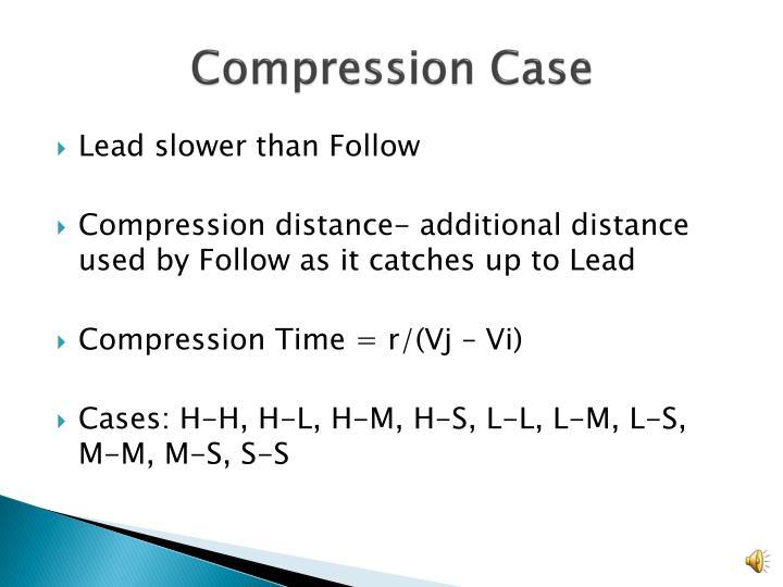 Compression Case
