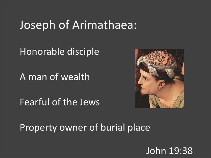 Joseph of