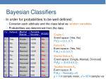bayesian classifiers1