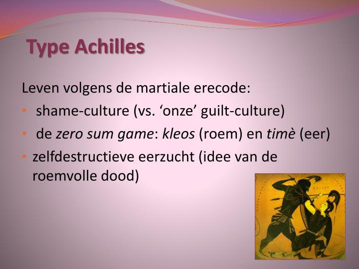 Type Achilles