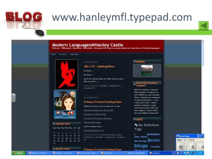 www.hanleymfl.typepad.com