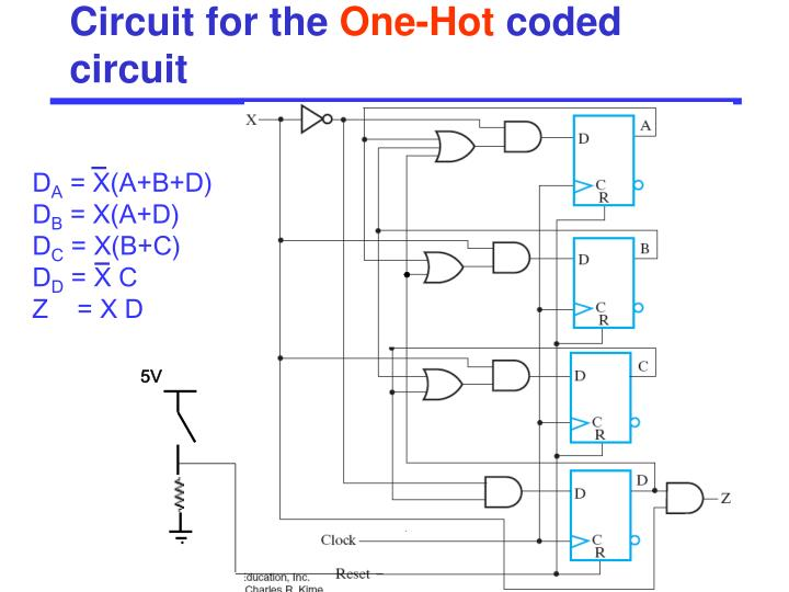 Circuit for the