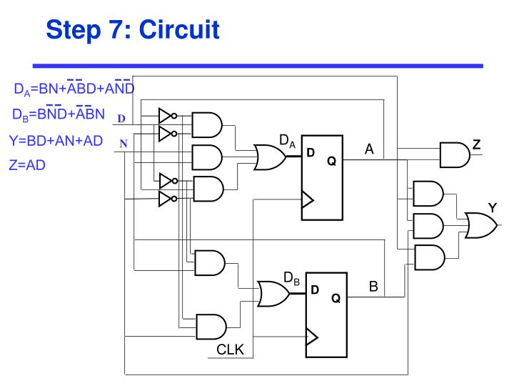 Step 7: Circuit