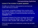 conceptualizing capitalism11
