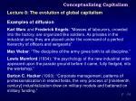 conceptualizing capitalism14