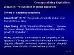 conceptualizing capitalism17