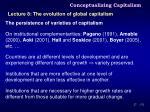 conceptualizing capitalism24
