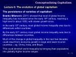 conceptualizing capitalism27