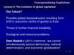 conceptualizing capitalism29