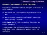 conceptualizing capitalism7