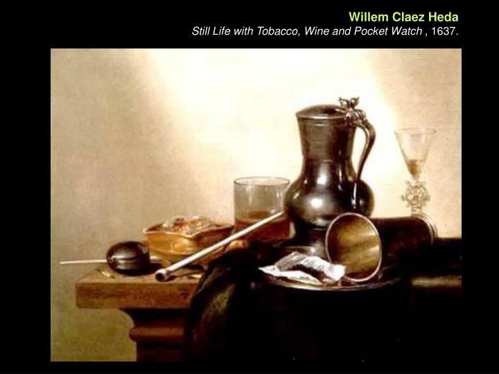 Willem Claez Heda