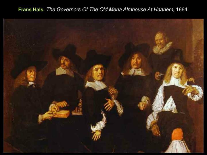 Frans Hals.