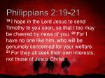 philippians 2 19 21