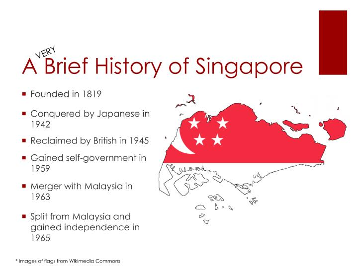 A Brief History of Singapore
