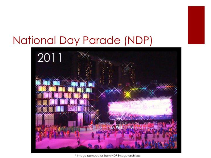National Day Parade (NDP)