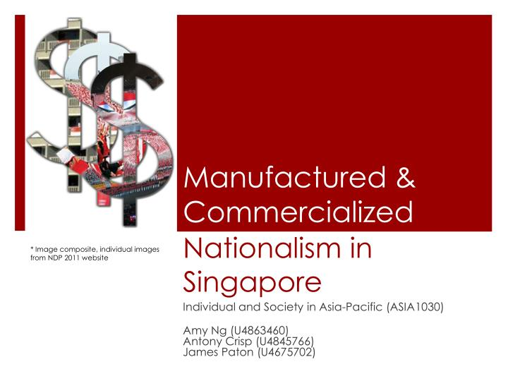 Nationalism in singapore