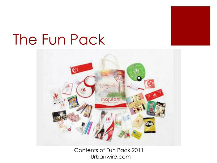 The Fun Pack