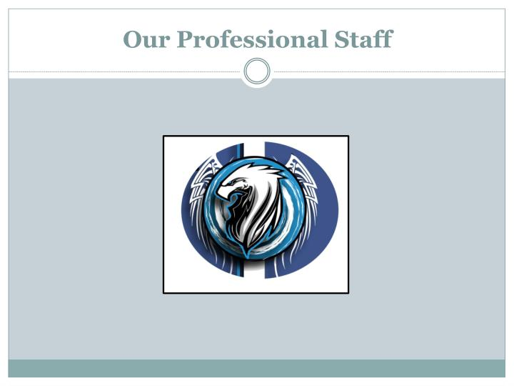 Our Professional Staff