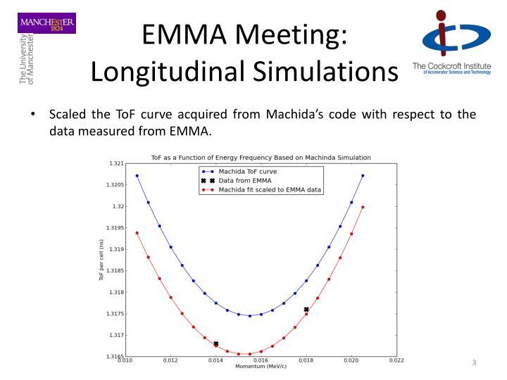 Emma meeting longitudinal simulations2