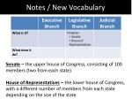 notes new vocabulary1