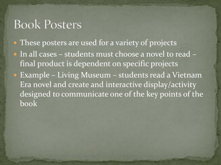 Book Posters