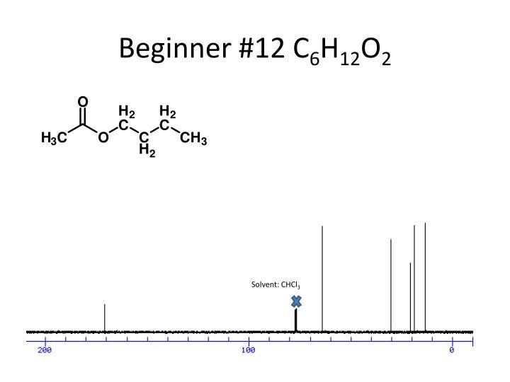 Beginner #12 C