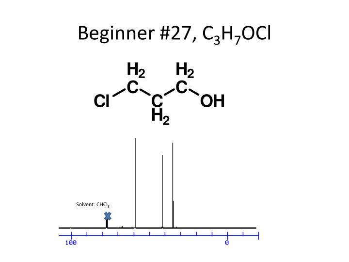 Beginner #27, C