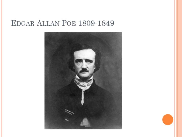a biography of edgar allan poe and view about his writing work Edgar allan poe biography poe was preparing his famous work if you're looking for edgar allen poe, edger allan poe.