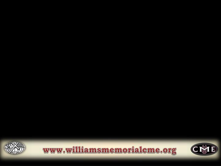 www.williamsmemorialcme.org